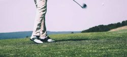 Golfing holiday in Devon