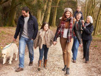 Walking Holidays in Dawlish, Devon
