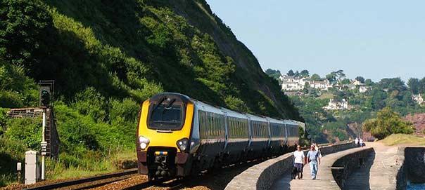 Riviera Line Train