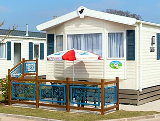 CasaRio 2 Bedroom Lodge Style Caravan