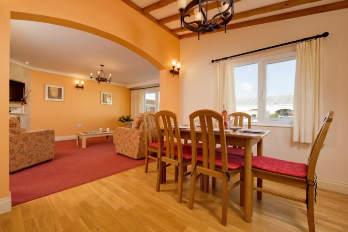 Casita Lodge at Welcome Family Holiday Park