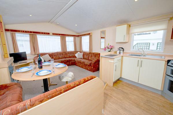 Coral Reef - Silver Reef 3 Bedroom Classic Caravan