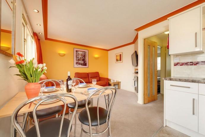 Wavesurfer Bungalow living room