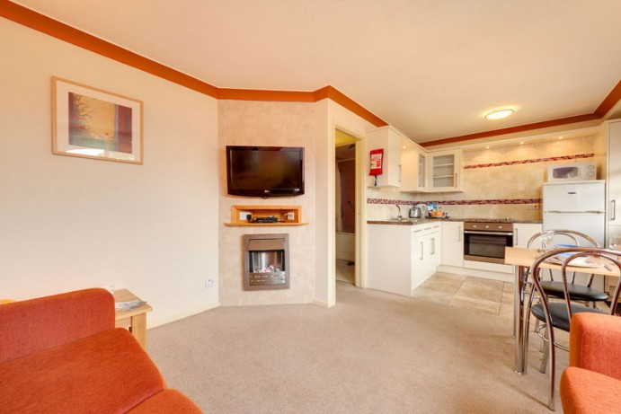 Spacious Pet Friendly accommodation with 32 inch TV