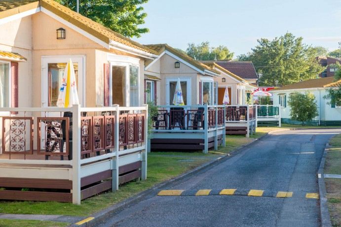 Casamigo Pet Friendly Lodge at Welcome Family Holiday Park