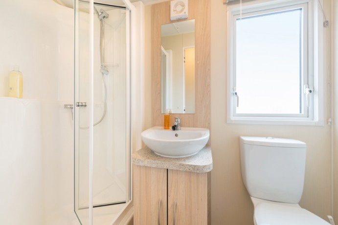 Casamor 3 Bedroom Lodge Style Caravan