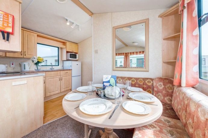 Sunset Dog Friendly 2 bedroom Holiday Caravans at Welcome Family Holiday Park