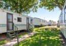 Typical Caravan setting at Welcome Family Holiday Park