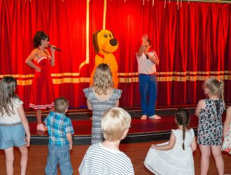 What's your talent? Come to our holiday park in Devon and show us! Talent contests every week.