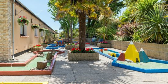 Crazy Gold is FREE at this holiday park in Dawlish Warren