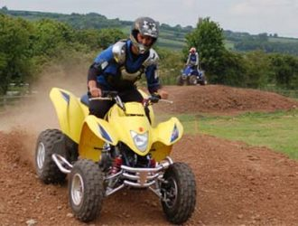 QuadWorld, Quad biking fun in Devon