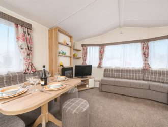 3 bedroom caravan - Brand New for 2017