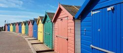 Holiday Beach Huts in South Devon