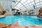 Swimming Pools at Welcome Family Holiday park in Devon