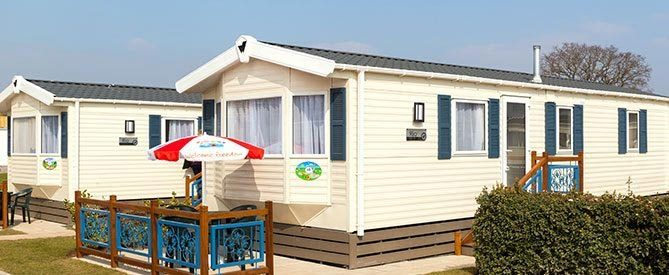 Casamor 3 bedroom caravan, new for 2017