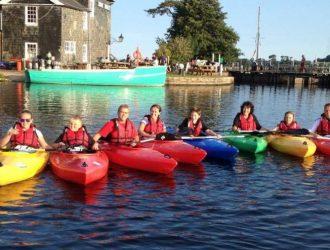 Exe Adventures - Kayak Day Trips