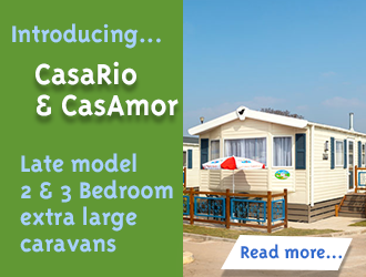 New Caravans At Welcome