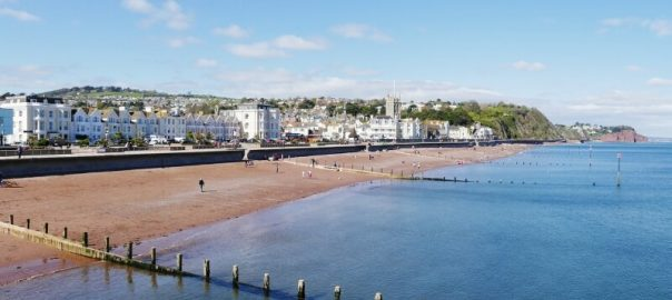 Teignmouth is an ideal Devon Day Trip