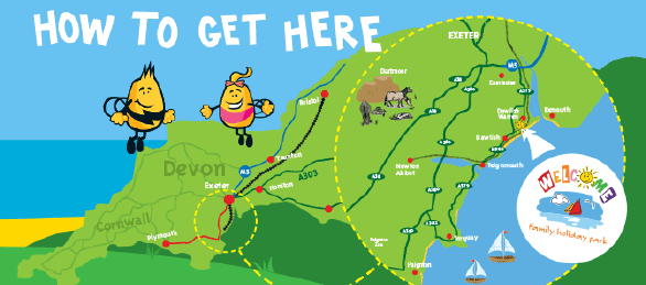 How to find welcome family holiday park