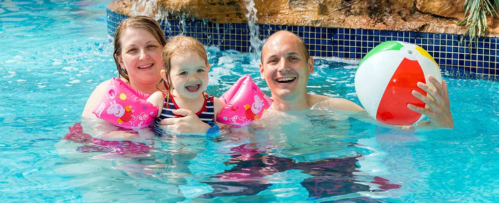 Family Fun Pool at Welcome Family Holiday Park