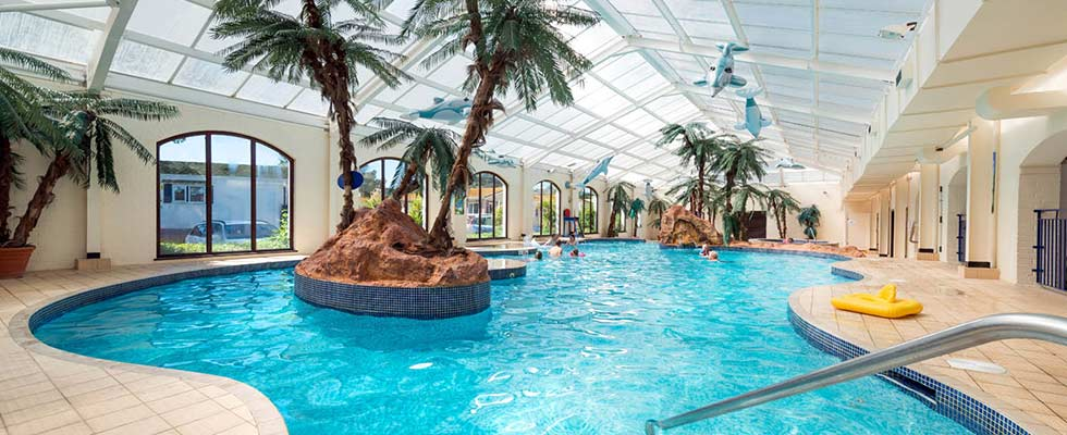 Family Fun Pool at Welcome Family Holiday Park, Dawlish Warren