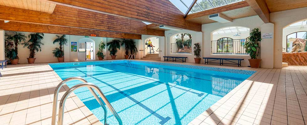 Sports Pool at Welcome Family Holiday Park, Dawlish Warren