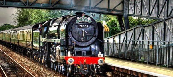 Steam Trains in Devon