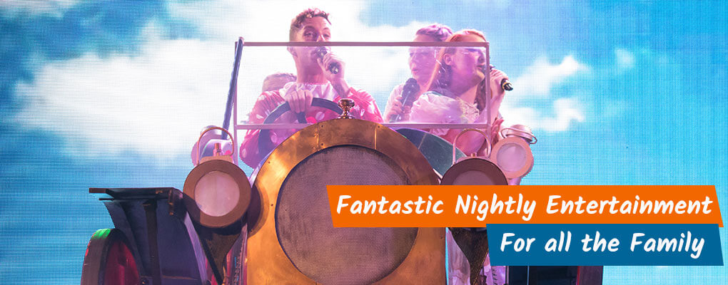 Entertainment and Shows at Welcome Family Holiday Park