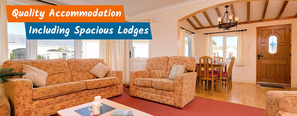 Lodges at Welcome Family Holiday Park