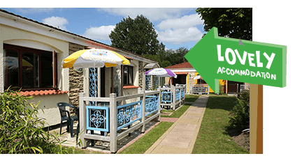Welcome Family Holiday Park has lots of facilities to help you have a perfect holiday in Devon