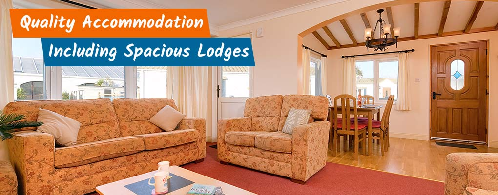Lodge at Welcome Family Holiday Park