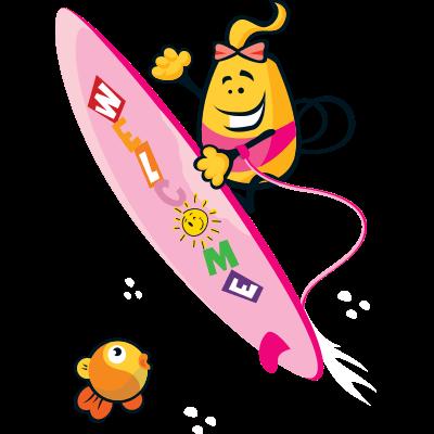 Dizzy Surfing