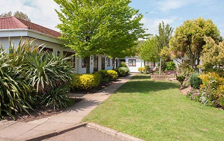 Accommodation in Devon Holiday Park, Welcome Family