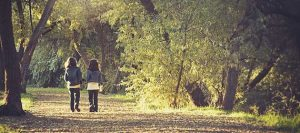 Free activities - nature walk