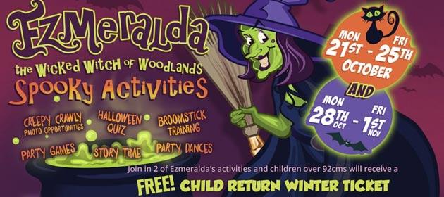 Woodlands October Events