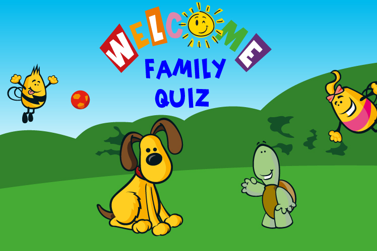 welcome family quiz
