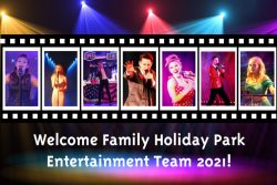 welcome family entertainment team