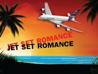 welcome family image for jet set romance